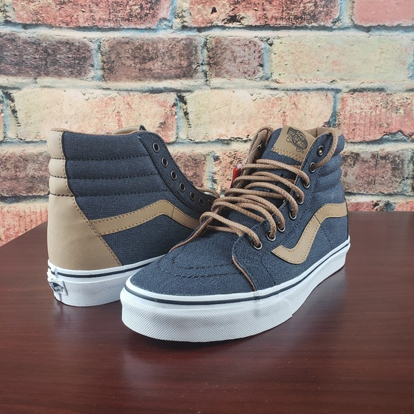 308888e5f016e9 😎Accepting Offers Vans Sk8-Hi Reissue Denim C L